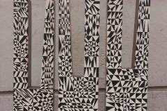 Aldo-Franzoni-escalera-madera-y-oleo-90x14
