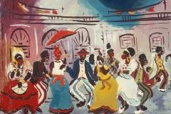 Alvaro-Gutierrez-oleo-sobre-madera-50x50-Baile
