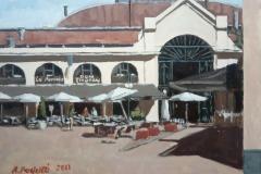 Alvaro-Podesta-oleo-sobre-madera-24x33-Mercado-del-Puerto