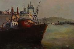 Alvaro-Bonilla-30x40-Oleo-y-espatula-sobre-madera-Puerto-11