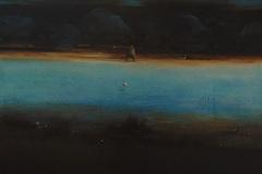 Ana-Mendez-162x130-Oleo-sobre-tela-The-Simurg