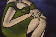 Antolin-Montiel-90x60-Oleo-sobre-tela-Mujer-sentada