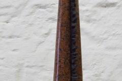 Chistian Rey, Totem, Granito rojo y Labradorita