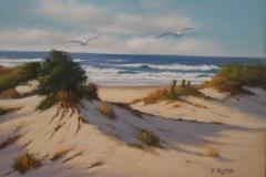 Eduardo Díaz, 30x40, Óleo sobre madera, Playa (3)-min