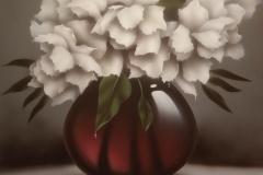Enrique-Medinaacrilico-sobre-madera-50x50-Jarron-con-flores-2