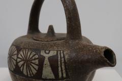 Jaime Nowinski, 27 cm alto, Ceramica, Caldera