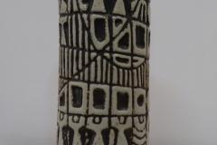 Jaime Nowinski, 28 cm alto, Ceramica, Cilindro