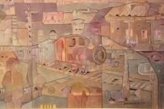 Javier-Velazquez-oleo-collage-100x61-Estacion-las-Piedras
