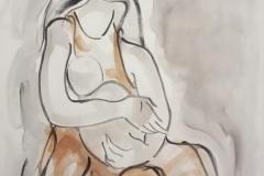 Nancy-Arbolito-oleo-sobre-tela-60x80-Maternidad
