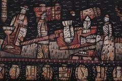 Pablo-Peralta-53x32-Oleo-y-yeso-sobre-madera-Estructura